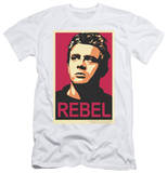 James Dean - Rebel Campaign (slim fit) T-shirts