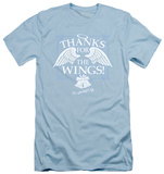 It's A Wonderful Life - Dear George (slim fit) T-shirts