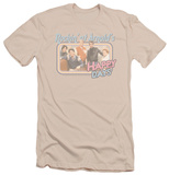 Happy Days - Rockin' At Arnold's (slim fit) T-shirts