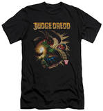 Judge Dredd - Blast Away (slim fit) T-Shirt