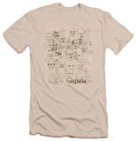 Grimm - Wesen Sketches (slim fit) Shirts