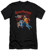 Justice League - Super Running (slim fit) T-shirts