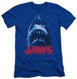 Jaws - From Below (slim fit) T-shirts