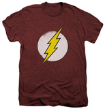 The Flash - Rough Flash Logo (premium) T-Shirt