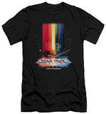Star Trek - Motion Picture Poster (slim fit) T-Shirt