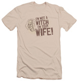 The Princess Bride - Not A Witch (slim fit) Shirts