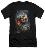 The Hobbit: The Desolation of Smaug - Thranduil's Realm (slim fit) Shirts