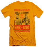 Star Trek - Duel In The Desert (slim fit) T-shirts