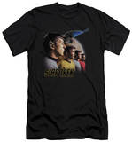 Star Trek - Forward To Adventure (slim fit) T-shirts