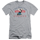 Popeye - I Yam What I Yam (slim fit) T-shirts