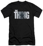 The Thing - Logo (slim fit) T-Shirt