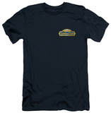 Polar Express - Conductor (slim fit) T-Shirt