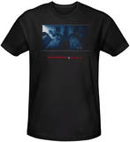 Paranormal Activity 3 - Poster (slim fit) T-shirts