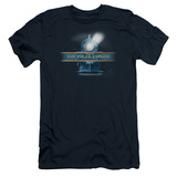 Polar Express - Train Logo (slim fit) T-Shirt