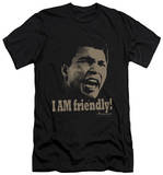 Muhammad Ali - Friendly (slim fit) T-shirts