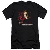 Pet Sematary - I Want To Play (slim fit) T-Shirt