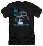 Muhammad Ali - Sweat Equity (slim fit) T-Shirt