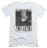Scarface - Business Face (slim fit) Shirt