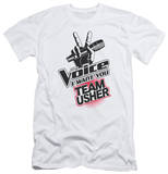 The Voice - Team Usher (slim fit) Shirts