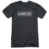 Sons Of Anarchy - Samcro (slim fit) Shirts