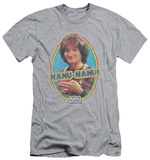 Mork & Mindy - Nanu Nanu (slim fit) T-shirts