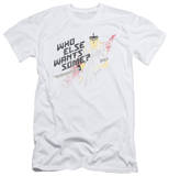 Samurai Jack - Who Wants Some (slim fit) T-shirts