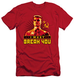 Rocky - I Must Break You (slim fit) T-shirts