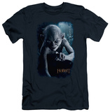 The Hobbit: An Unexpected Journey - Gollum Poster (slim fit) T-shirts