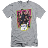 Saved By The Bell - Saved Cast (slim fit) T-Shirt