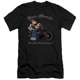 Popeye - Pure Muscle (slim fit) Shirts