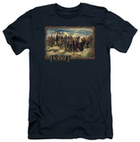 The Hobbit: An Unexpected Journey - Hobbit & Company (slim fit) Shirts