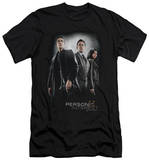 Person Of Interest - Cast (slim fit) T-shirts
