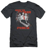 Shaun Of The Dead - Bash Em (slim fit) Shirts