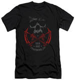 Sons Of Anarchy - Cross Guns (slim fit) T-shirts