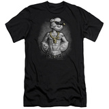 Popeye - Hardcore (slim fit) Shirts