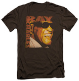 Ray Charles - Singing Distressed (slim fit) T-Shirt