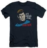 Star Trek - He's Dead Jim (slim fit) T-shirts