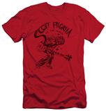 Scott Pilgrim - Rockin (slim fit) T-Shirt