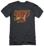 Shazam! - Retro Marvel (slim fit) T-shirts