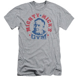 Rocky - Mighty Mick's Gym (slim fit) T-Shirt