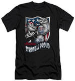 Popeye - Strong & Proud (slim fit) T-Shirt