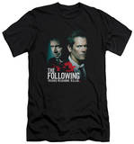 The Following - Enemies (slim fit) T-shirts