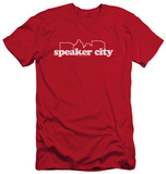 Old School - Speaker City Logo (slim fit) Shirt