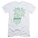 Psych - Pineapple (slim fit) T-shirts