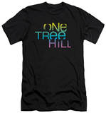 One Tree Hill - Color Blend Logo (slim fit) T-shirts