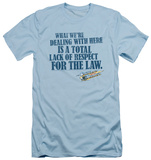 Smokey And The Bandit - Lack Of Respect (slim fit) T-shirts