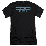 Quantum Leap - Logo (slim fit) T-shirts