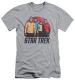 Star Trek - Landing Party (slim fit) T-shirts