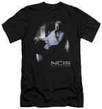 NCIS - Gibbs Ponders (slim fit) T-Shirt
