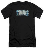 The Thing - Logo (slim fit) T-shirts